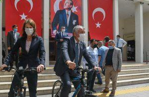 Hollanda'nın Türkiye Büyükelçisi Başkan Zeydan Karalar'ı ziyaret etti