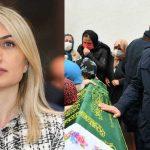 Koronavirüse yakalanan Dilek İmamoğlu annesinin cenaze törenine katılamadı