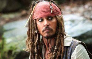 Johnny Depp'ten 'Karayip Korsanları' açıklaması