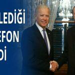Biden ile Erdoğan aylar sonra ilk defa görüştü