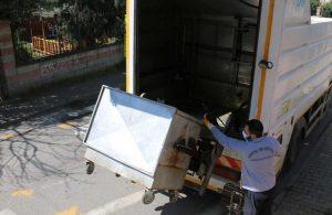 Hijyen ve çevre çalışmaları Kartal'da aralıksız devam ediyor
