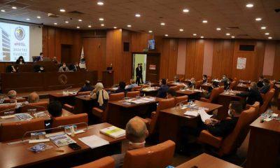 Kartal Belediyesi 2020 Yılı Faaliyet Raporu oy çokluğu ile kabul edildi