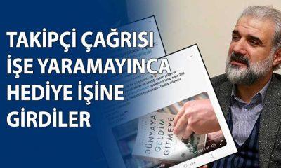 AKP İstanbul il başkanının takipçi takıntısı devam ediyor