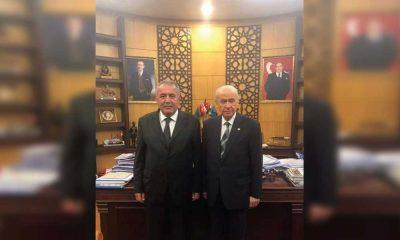 MHP'li belediye başkanı partisinden istifa etti