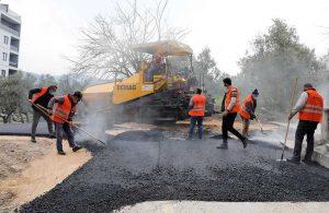 Mudanya Belediyesi'nden yol atağı