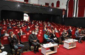 Mudanya Belediyesi Meclis Encümeni ile İhtisas Komisyonları belirlendi