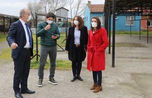 Mudanya'ya sokak hayvanları rehabilitasyon merkezi ve barınak