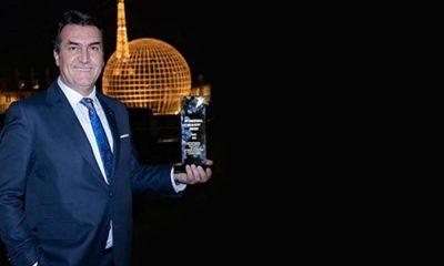 AKP'li başkan 'çakma' ödülün tanıtımına da binlerce lira harcamış