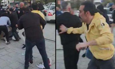 Oyuncu Mustafa Üstündağ gözaltına alındı