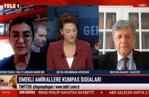 Gazeteci Müyesser Yıldız: Beni yargılayan savcıyla emekli amiralleri yargılayan savcı aynı