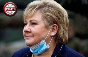 Salgın önlemlerini ihlal eden Norveç Başbakanı Solberg'e ceza