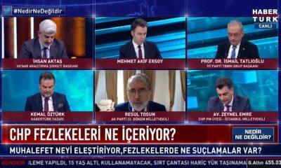 AKP'li eski vekilden canlı yayında 'FETÖ' itirafı