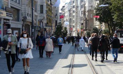 İstiklal Caddesi'ne kısıtlama uğramadı