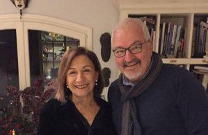 Zeynel Lüle: 65 yaşındaki Fransız eşim Kristina vatandaş ve aşı olamadı