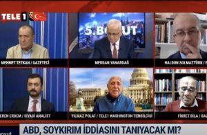 """TELE1 Washington Temsilcisi Yılmaz Polat: AKP inandırıcılığını yitirdi, Biden """"soykırım"""" diyecek"""