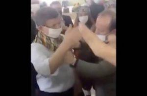 Günlük vaka sayısı 55 binin üzerindeyken Ahmet Davutoğlu halaya durdu