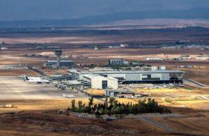 Erbil Uluslararası Havalimanı'na füze saldırısı
