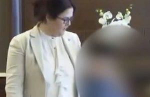 Aile Bakanı 10 yaşında koruma altındaki çocuğu şovuna alet edip suç işledi