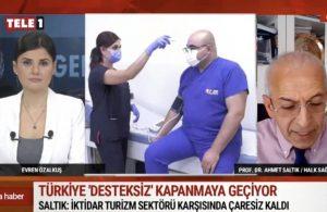 Prof. Dr. Ahmet Saltık: Bu tam kapanma değil, AKP usulü kapanma