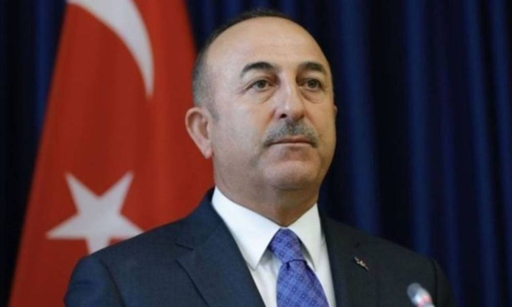 Çavuşoğlu, Barzani ile görüştü