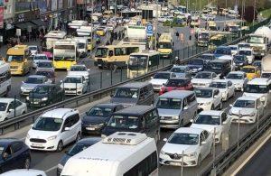 Kısıtlamanın başladığı saatte trafik yoğunluğu yüzde 54