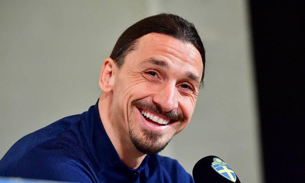 Zlatan Ibrahimovic oyuncu oluyor