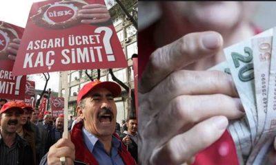 CHP'den asgari ücret ve bayram ikramiyesi için kanun teklifi