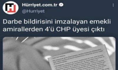Erdoğan işareti verdi, Hürriyet isim isim yazdı, Soylu hedefi gösterdi: CHP