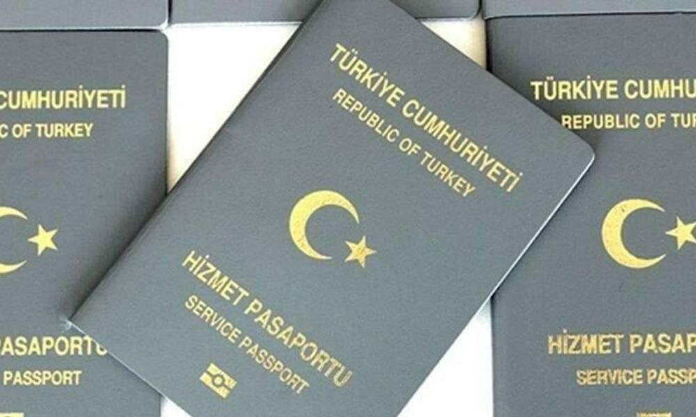 Gri pasaportta İnterpol devrede: Gözaltına alın talimatı