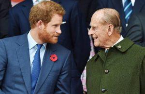 Prens Philip'in cenaze törenine Prens Harry yalnız katılacak