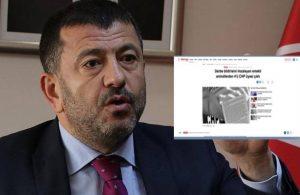 Hürriyet'e CHP'li Ağbaba'dan tepki: Muhabirlik değil muhbirlik yapıyor
