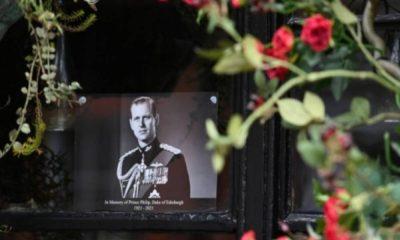 İngiltere Prens Philip'e veda etti