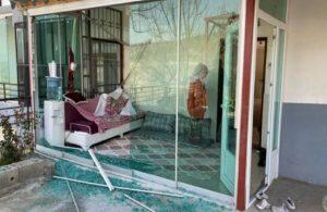 Lice'de elektrik kesintisinin ardından bir ev tarandı