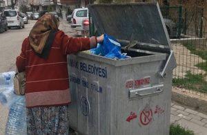 68 yaşındaki vatandaş: Plastik toplamazsam gecekondumda ölümü bulurlar