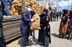 Fotoğraftaki isme AKP'den tepki: Hadsiz