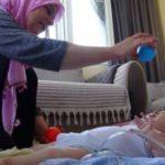 SMA hastası İkra Deniz'in son 1 ay kaldı
