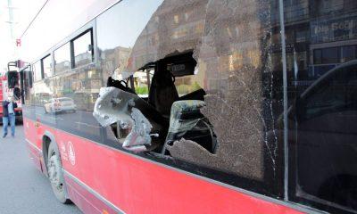 İETT otobüsüne saplandı: Bir ölü
