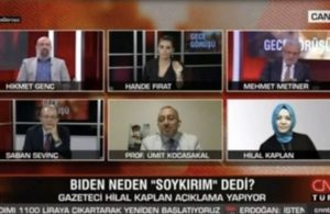 CNN Türk yayınında tansiyon yükseldi