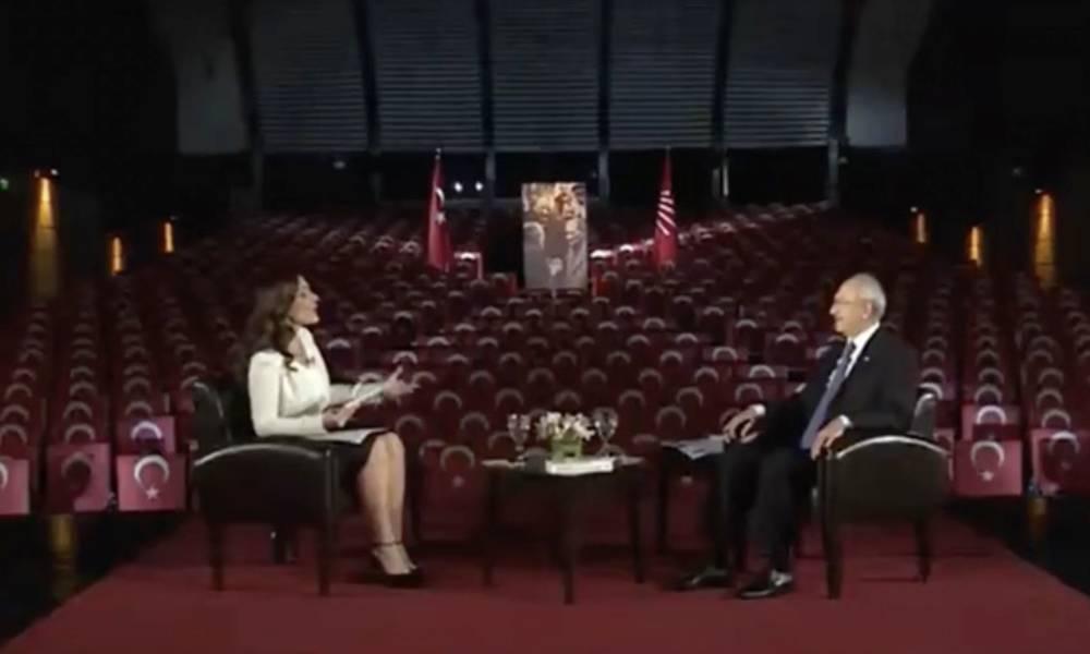 Kılıçdaroğlu'ndan Buket Aydın'a: Kahkaha bekliyorum sizden