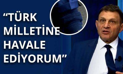 Emekli Amiral Türker Ertürk TELE1'de: 31 yıl bu vatana hizmet vermenin karşılığı elektronik kelepçe