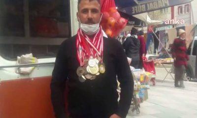 Türkiye şampiyonu pazarcı oldu