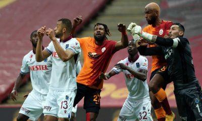 Galatasaray yine evinde kazanamadı