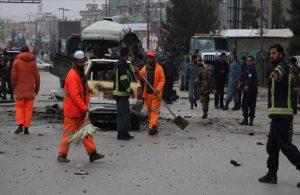 Afganistan'da bomba yüklü araçla saldırı: 25 ölü