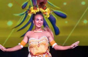 Twerk dansı yapan Papua Yeni Gine Güzeli'nin tacı elinden alındı