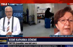 İTO Başkanı Pınar Saip: Yangın yerindeyiz, bunun sorumlusu doktorlar değil