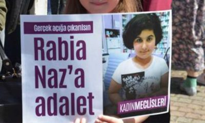 Rabia Naz'ın şüpheli ölümünün üzerinden 3 yıl geçti