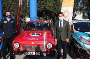 Rally Bodrum'da heyecan başlıyor