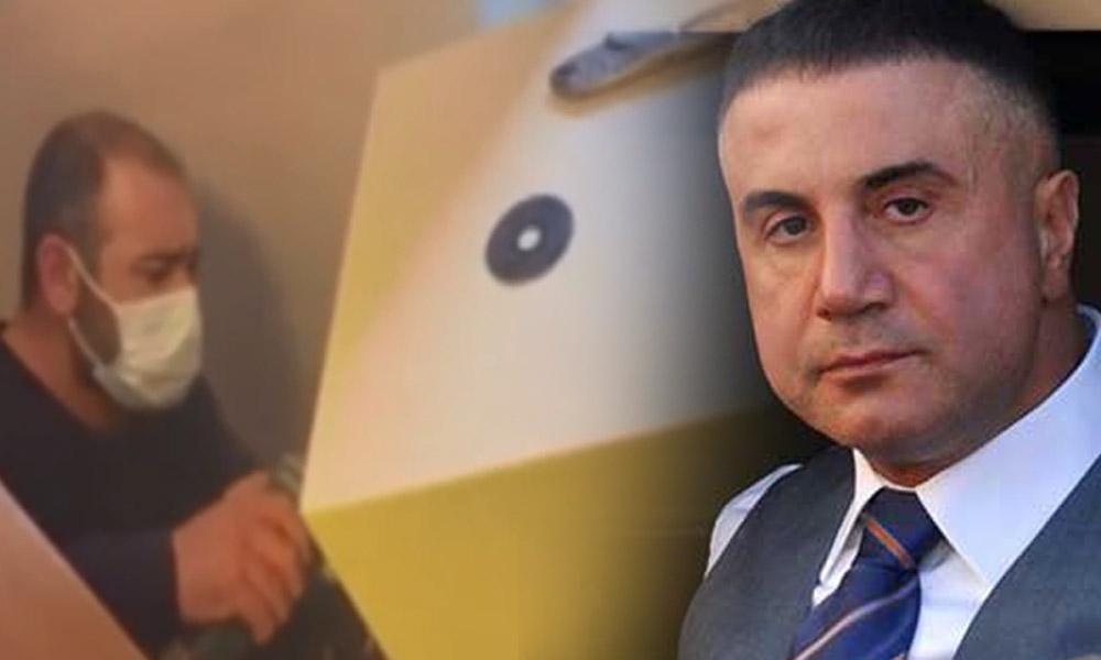 Sedat Peker'in villasındaki kasanın açılma görüntüleri ortaya çıktı