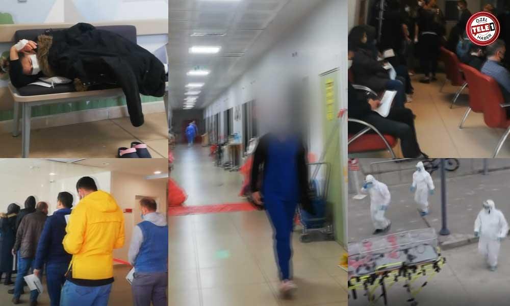 TELE1 ekibi bu kez Silivri'yi görüntüledi: Ne hale geldik