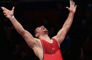 Güreşçi Taha Akgül 8. kez Avrupa şampiyonu oldu